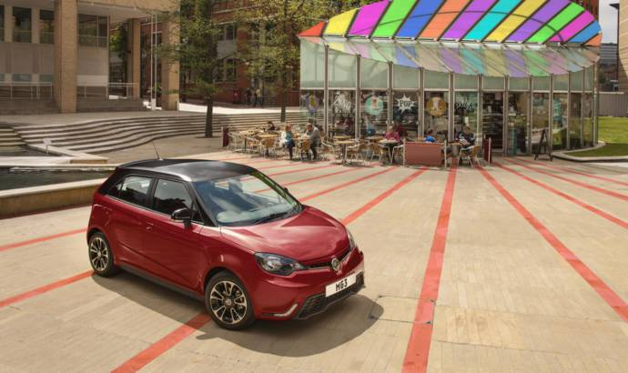 2016 MG3 updates announced