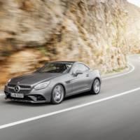 2016 Mercedes SLC unveiled