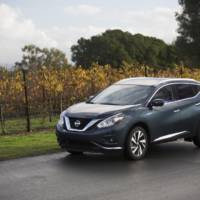 2016 Nissan Murano US pricing announced