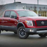 2016 Nissan Titan XD Crew US pricing