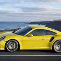 2016 Porsche 911 Turbo and Turbo S unveiled