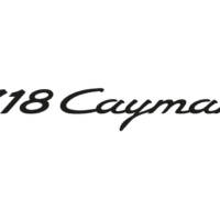 2016 Porsche Boxster and Cayman to become 718 models