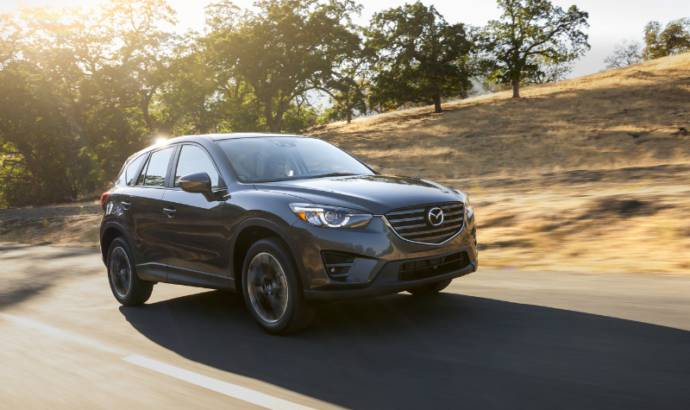 2016.5 Mazda CX-5 version introduced in US