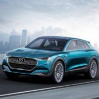 Audi electric cars will reach 25 percent of US market by 2025