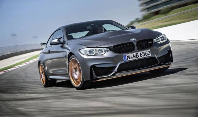 BMW will assemble only five M4 GTS per day