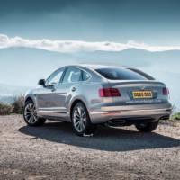 Bentley Bentayga Coupe - Design study