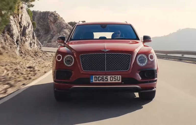 Bentley Bentayga first driving impressions