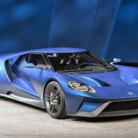 Ford GT to feature Corning Gorilla Glass