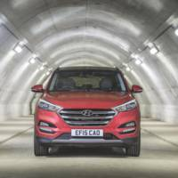 Hyundai Tucson marks record production