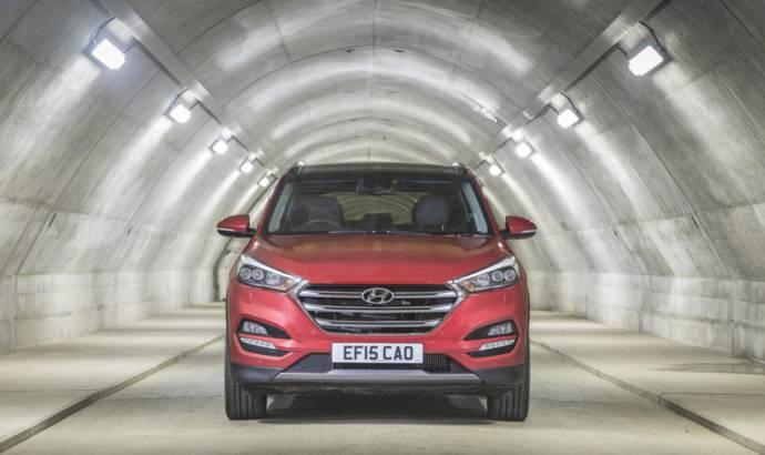 Hyundai Tucson marks record production