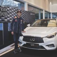 Infiniti benefits one last time from Red Bull F1 Team