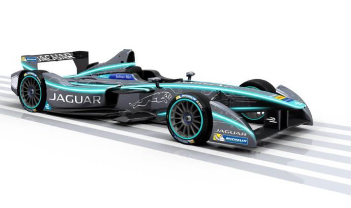 Jaguar return to motorsport with Formula E team