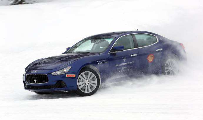 Maserati SnowMaster Experience announced