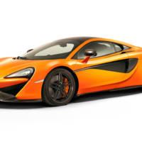 McLaren 570S promo video