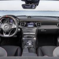 Mercedes SLC43 introduced as a performance roadster