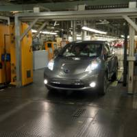 Nissan Leaf celebrates its 200.000 customer