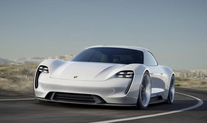 Porsche Mission E confirmed