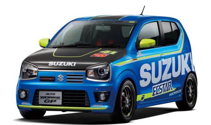 Suzuki will unveil three concepts at the Tokyo Auto Show