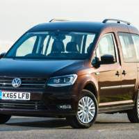 Volkswagen Caravelle is now available with a 204 HP engine