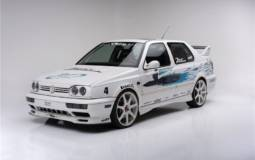 Volkswagen Jetta from Fast and Furious is going to auction