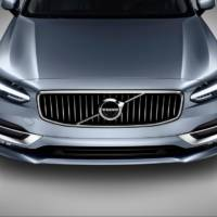 Volvo S90 first official photos