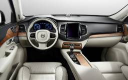 Volvo S90 interior detailed in new video
