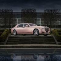 2015 Rolls-Royce Sunrise Phantom Extended Wheelbase - Official pictures and details