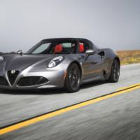 2016 Alfa Romeo 4C receives improvements