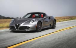 2016 Alfa Romeo 4C receives improvements