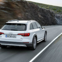 2016 Audi A4 Allroad photos and details