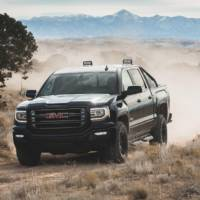 2016 GMC Sierra All Terrain X launched in US