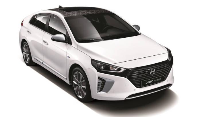2016 Hyundai IONIQ - New official pictures