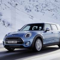 2016 MINI Clubman All4 - Official pictures and details