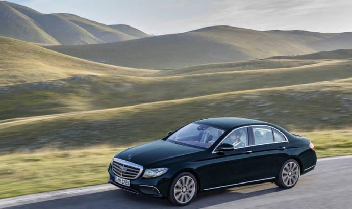 2016 Mercedes-Benz E-Class starts from 49.436 USD