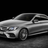 2016 Mercedes E Class - Pictures and details