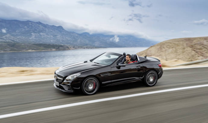 2016 Mercedes SLC43 AMG UK pricing announced