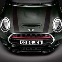 2016 Mini John Cooper Works Convertible unveiled