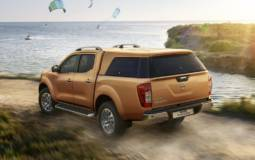 2016 Nissan Navara NP300 receives new accesories