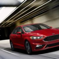 2017 Ford Fusion V6 Sport is here with 325 HP and AWD