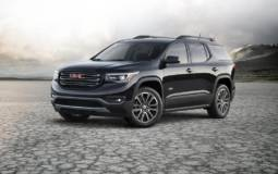 2017 GMC Acadia introduced