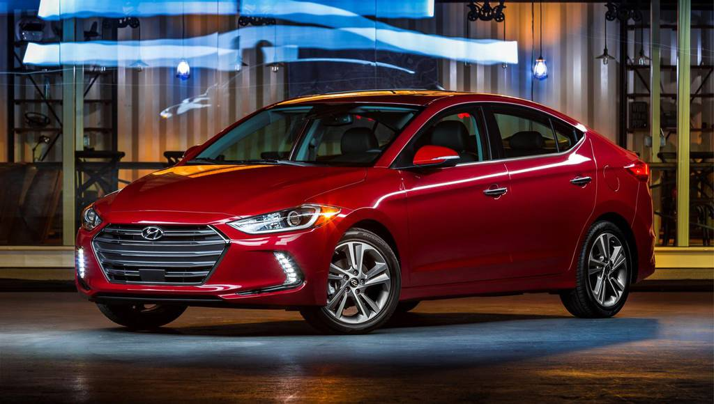 2017 Hyundai Elantra US pricing announced