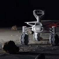 Audi Lunar Quattro vehicle detailed