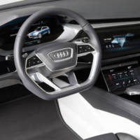 Audi showcased its future interiors at CES
