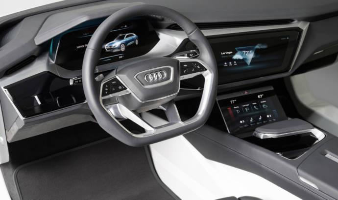 Audi showcased its future interiors at CES