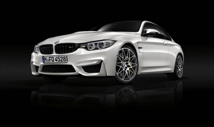 BMW M3 and M4 Competition package introduced