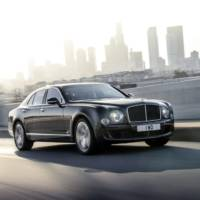 Bentley sales grew in 2015
