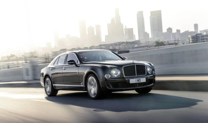 Bentley sales grew in 2015