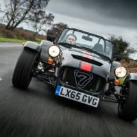 Caterham Seven 620S has 310 HP