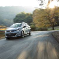 Chevrolet Bolt unveiled in production version
