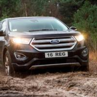 Ford Edge UK pricing announced